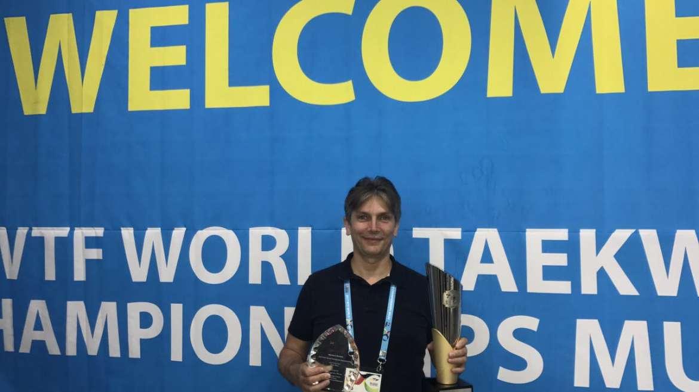 Dragan Jović najbolji trener ženskog tima