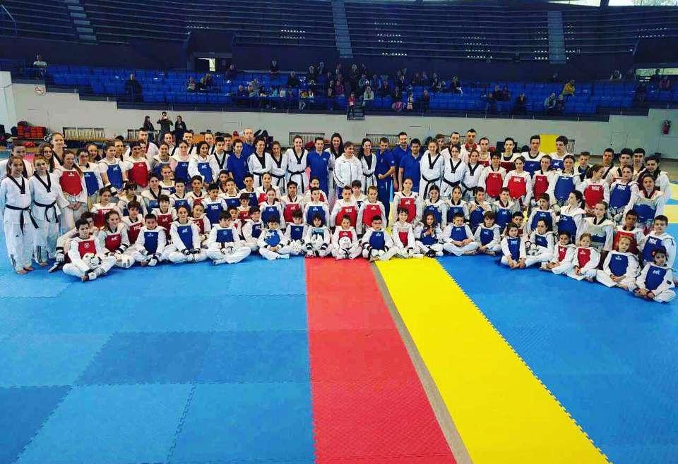 """Održan drugi trening u okviru projekta """"Razvoj šampiona Olimpijske igre 2020/2024"""""""