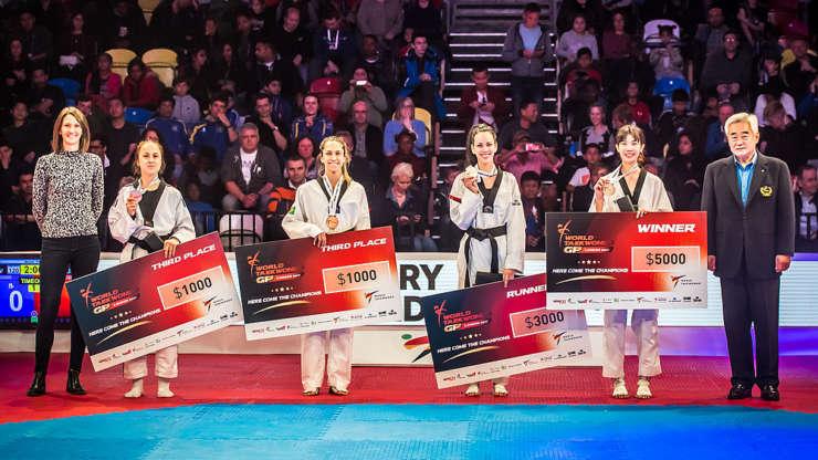 Tijana srebrna na Gran pri turniru u Londonu