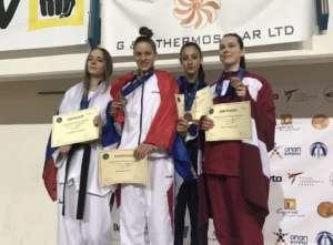 Serđa zlatna na Evropskom juniorskom prvenstvu
