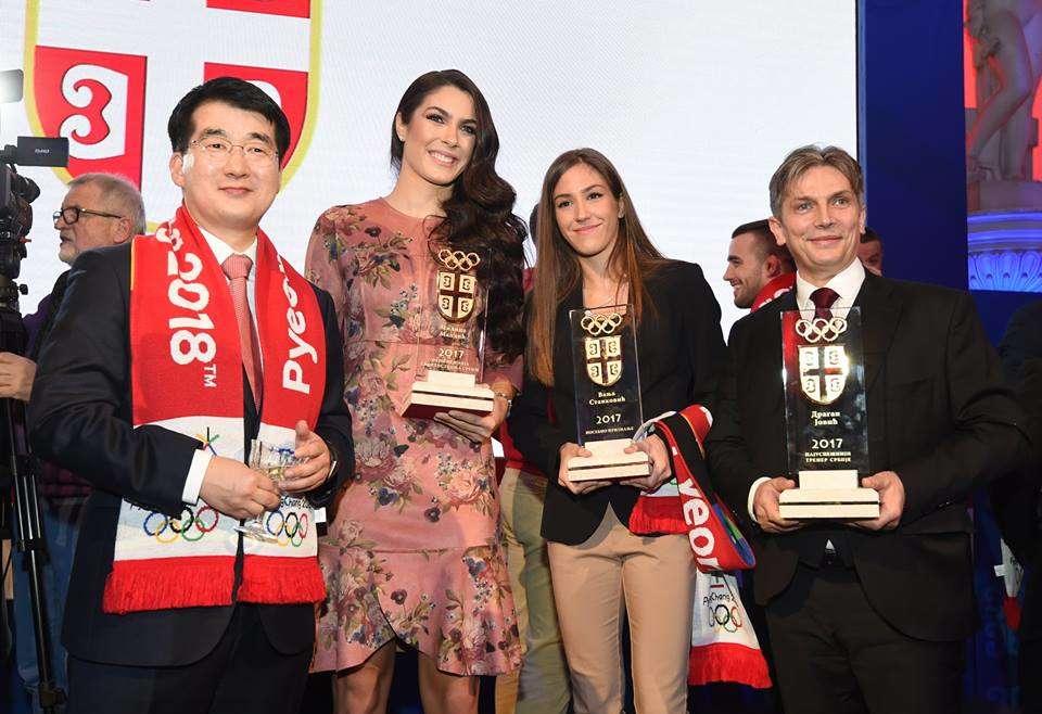 Izabrani najbolji sportisti i treneri u izboru OKS-a