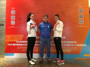 Tijana i Vanja na Gren slemu u Kini