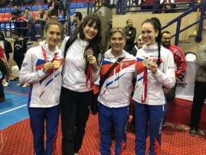 Vanja zlatna, Milica i Tijane srebrne na turniru u Egiptu