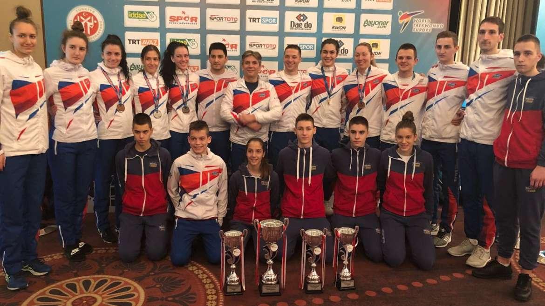 Seniorke prvakinje Evrope!