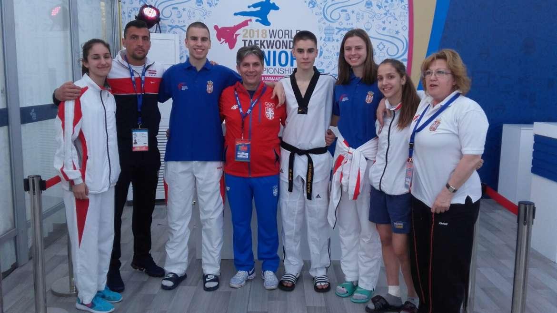 Bogdan obezbedio učešće na 3. Letnjim olimpijskim igrama za mlade