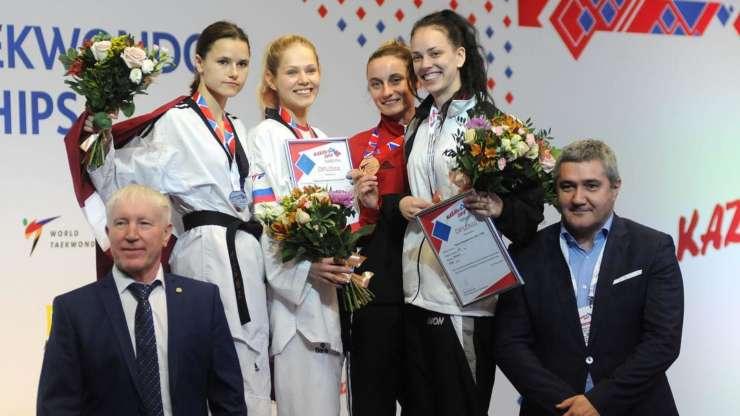 Tijana Bogdanović osvojila bronzanu medalju u Kazanju