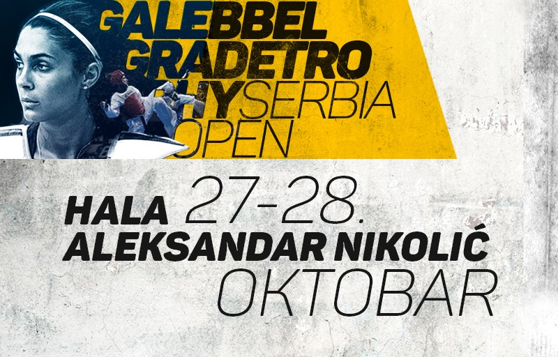 XVII Galeb Belgrade Trophy – Serbia Open 2018