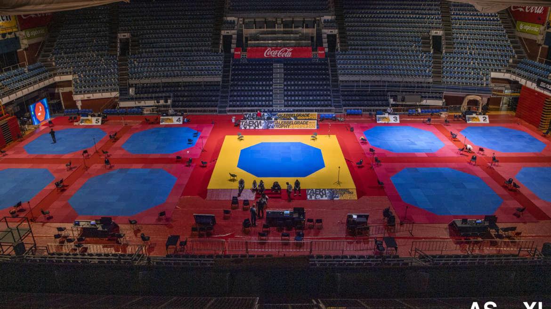 XVII Galeb Belgrade Trophy Serbia Open 2018 – 1. dan