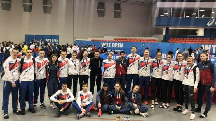 Galeb osvojio 12 medalja na Multi evropskom šampionatu u Bugarskoj