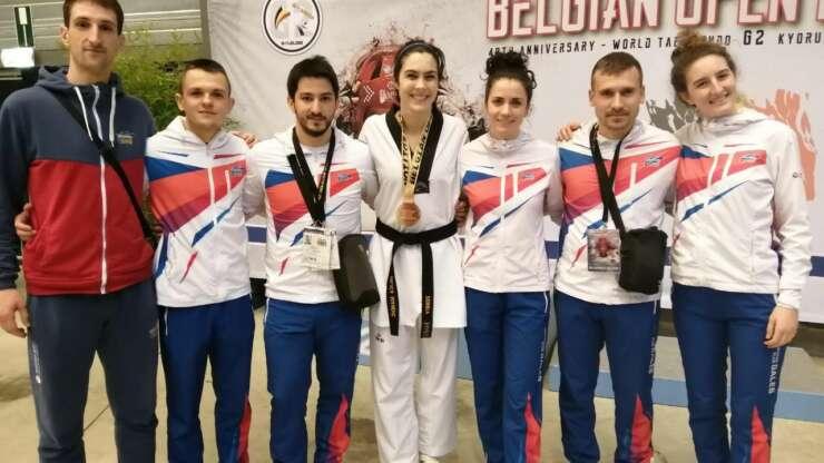 Milica šampion Belgium Open turnira