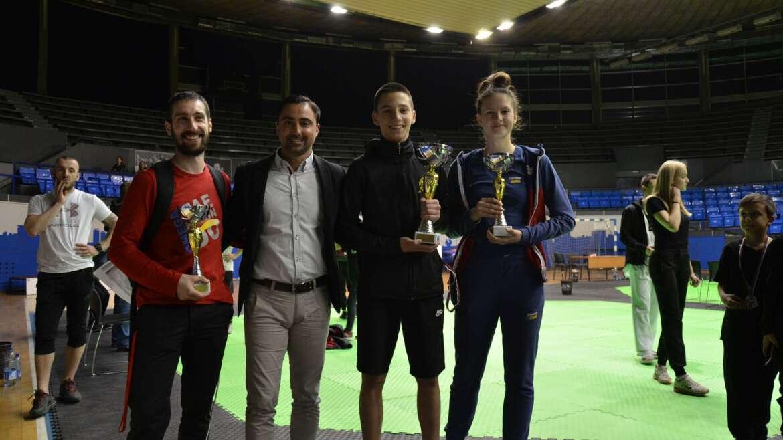 Galebu drugo mesto na juniorskom državnom prvenstvu
