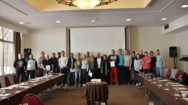Održan seminar za paratekvondo klasifikatore i trenere