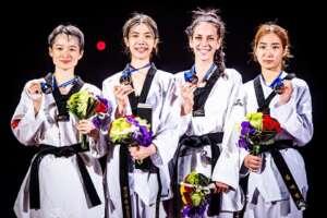 Tijana osvojila bronzu na GP u Japanu