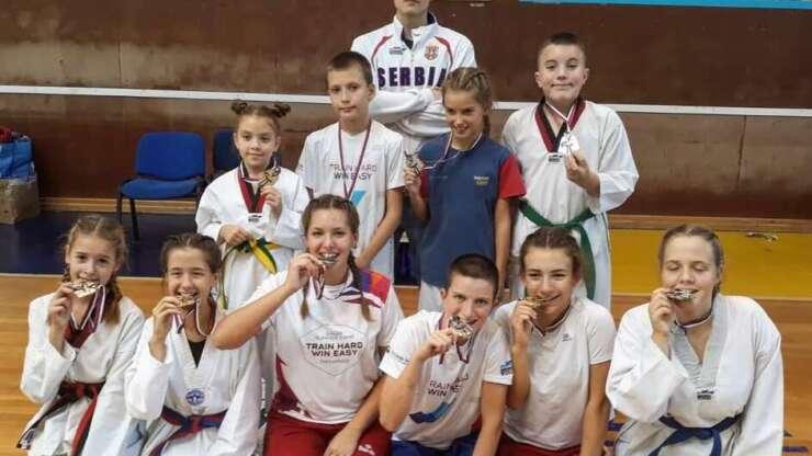 Formaši sjajni na Otvorenom prvenstvu Srbije