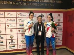 Milica Mandić i Tijana Bogdanović obezbedile učešće na OI