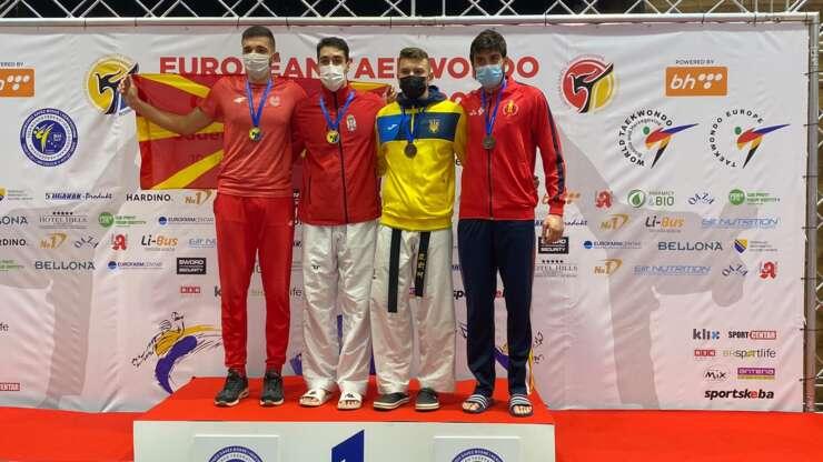 Mahdi Hodabahši zlatni na Evropskom prvenstvu u Sarajevu